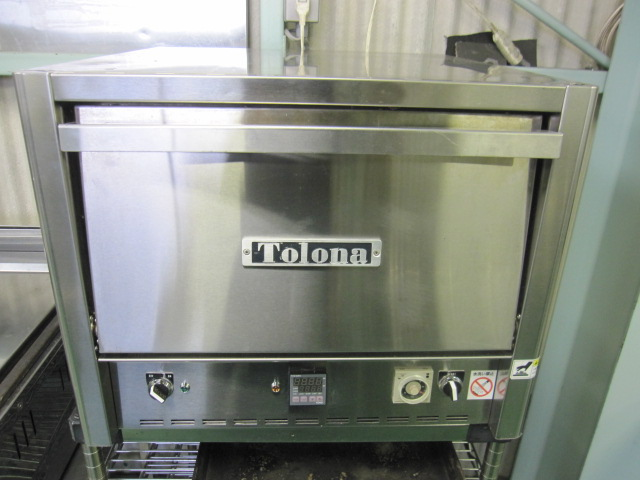 【売り切れ】トロナ・ジャパン 電気式2段ピザオーブン TJ-M285