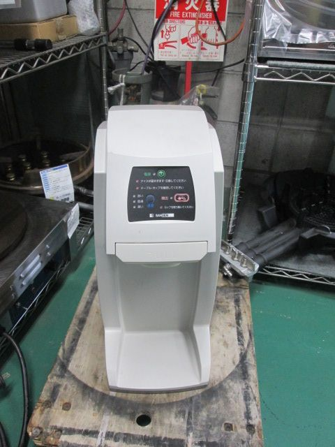 【売り切れ】サンデン ソフトアイス抽出機 CIM-10A