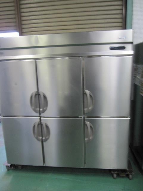 【売り切れ】福島工業 業務用タテ型冷蔵庫 URD-180PM6