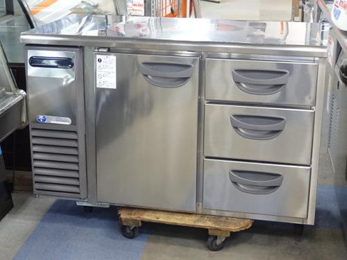 【売り切れ】フクシマ 冷蔵コールドテーブル・ドロワー TRC-40RM1-D