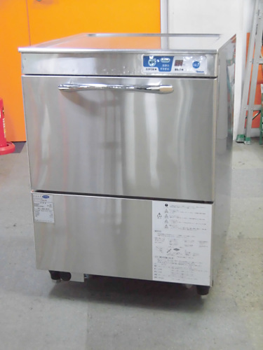 大和冷機 食器洗浄機・アンダーカウンター DDW-UE403-60