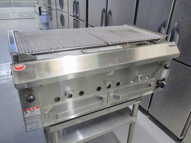 マルゼン 下火式焼物器 MCK-095