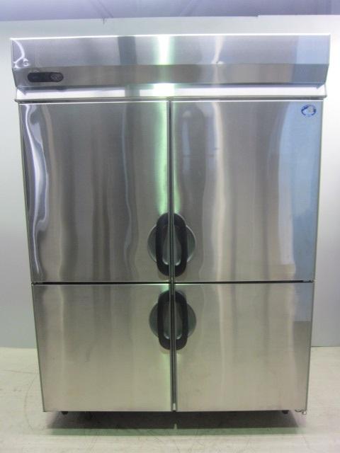 【売り切れ】サンヨー 業務用タテ型冷蔵庫 SRR-F1581SA