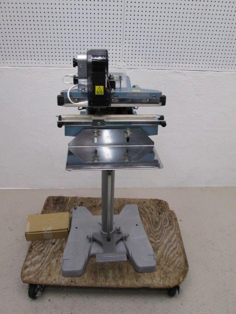 富士インパルス 電子プリンター付足踏み式シーラー FI-300-10W