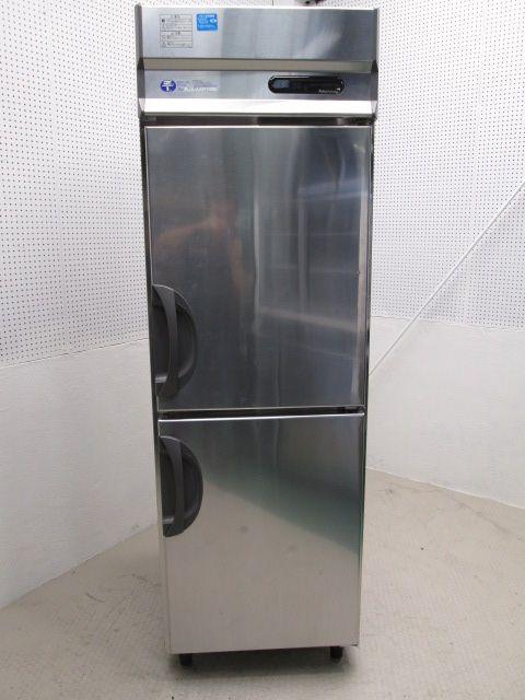 【売り切れ】福島工業 業務用タテ型冷蔵庫 URD-20RE1