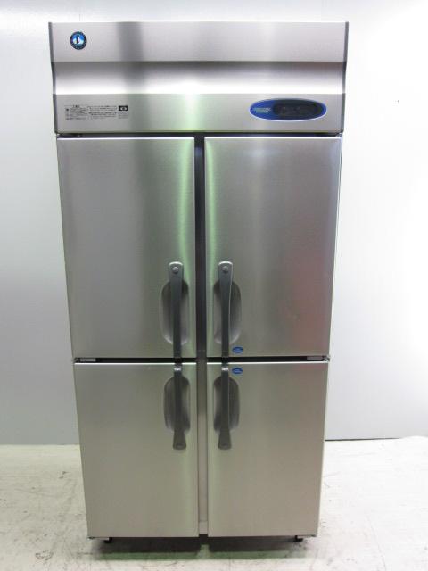 ホシザキ電機 業務用タテ型冷凍冷蔵庫 HRF-90ZFT3