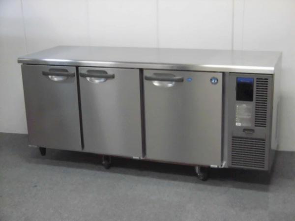 【売り切れ】ホシザキ 冷凍冷蔵コールドテーブル RFT-180SNF-R