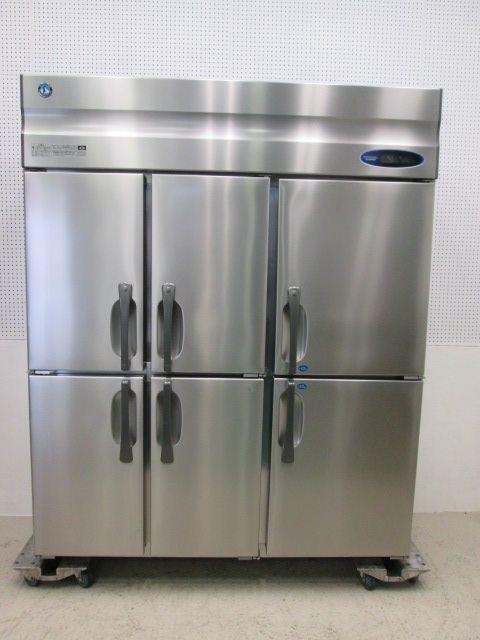 ホシザキ電機 業務用タテ型冷凍冷蔵庫 HRF-150ZFT3-6D